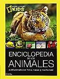 Enciclopedia de los animales (NG INFANTIL JUVENIL)