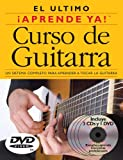 Aprende Ya! Curso De Guitarra: 3 Books/3 Cds/1 DVD...