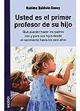 USTED ES EL PRIMER PROFESOR DE SU HIJO (NIÑOS Y...