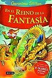 Stilton: En el reino de la fantasía: ¡Libro con...