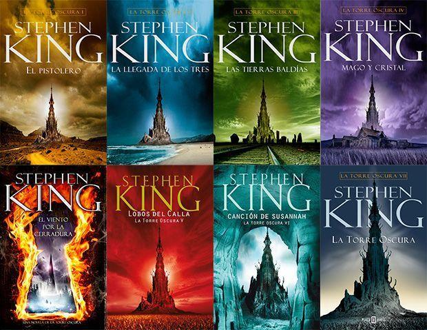 La torre Oscura novelas fantasia stephen king