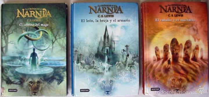 cronicas narnia mejores libros fantasia
