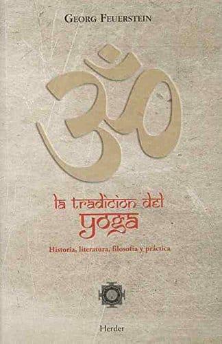 libro sobre la historia del yoga escrito por georg feuerstein