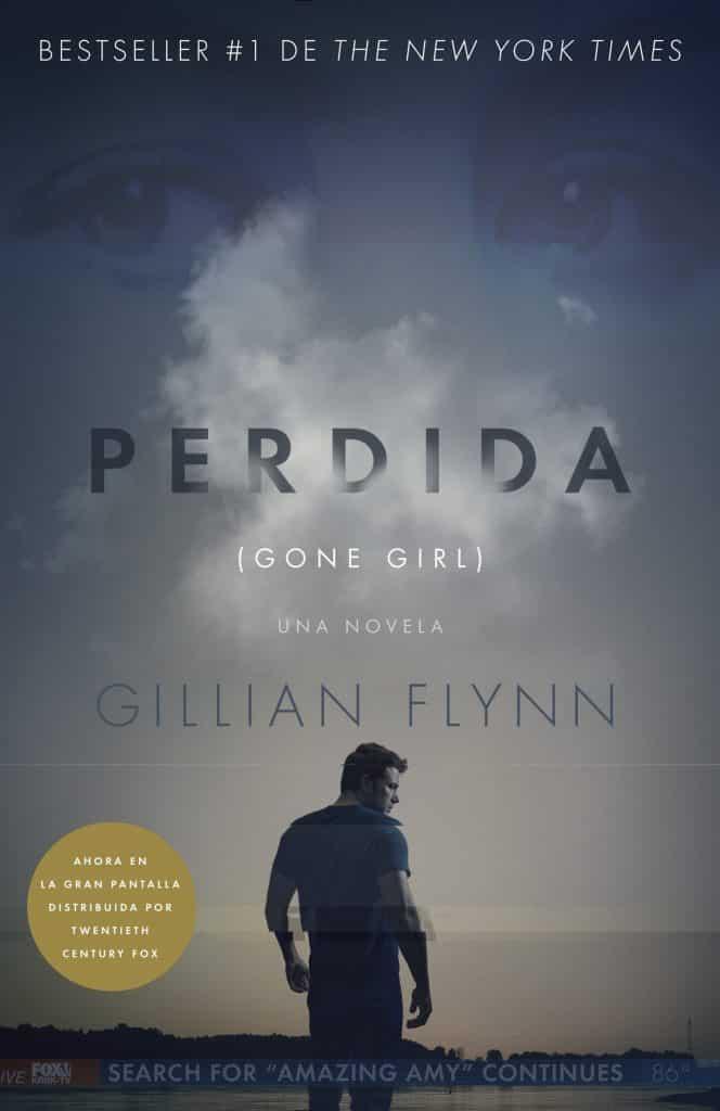 Libro de Gillian Flynn perdida bestseller en el new york times