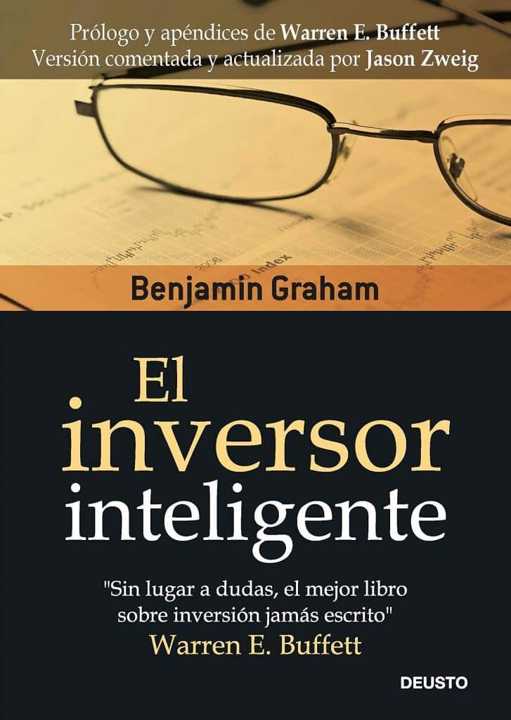 Libro el inversor inteligente de Benjamin Graham