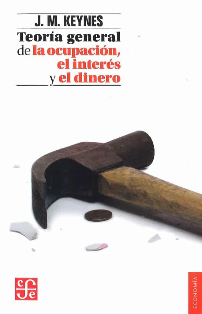 portada de Teoría general del empleo, el interés y el dinero