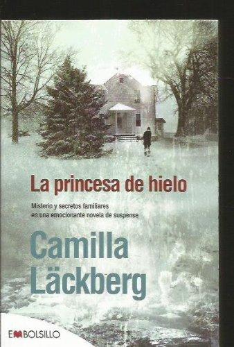 Novela la princesa de hielo de camilla lackberg