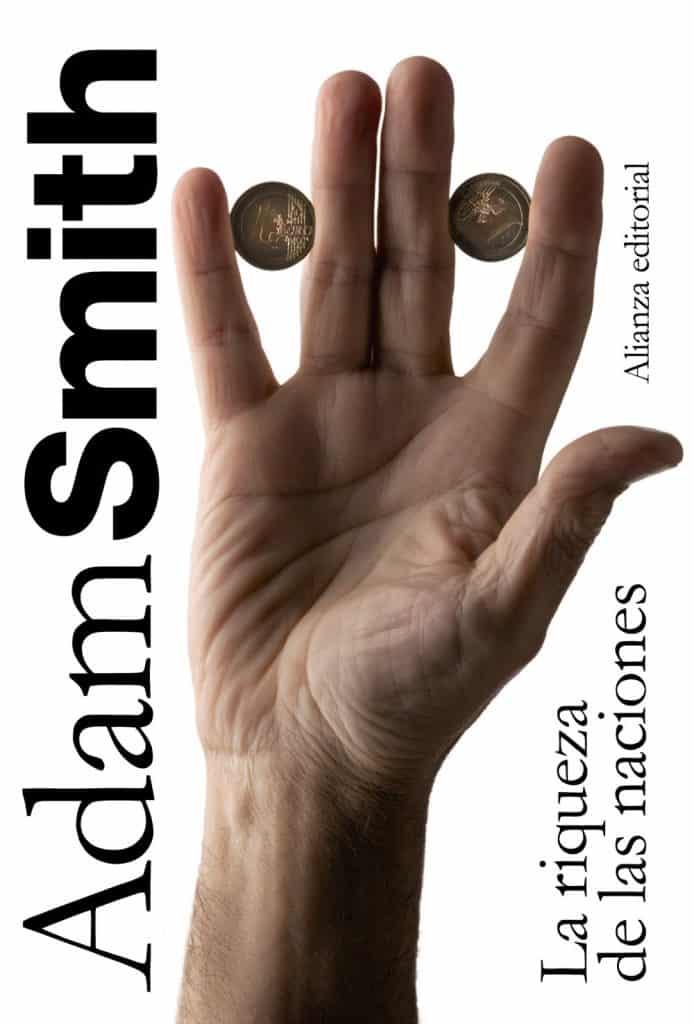 Libro la riqueza de las naciones de Adam Smith
