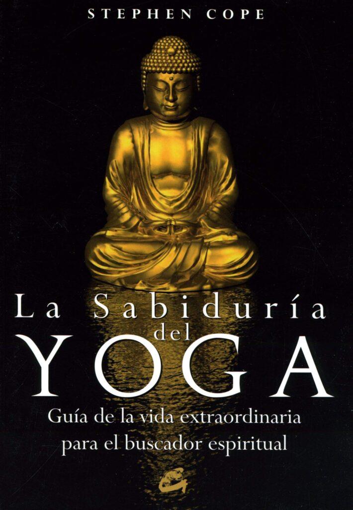 Libro la sabiduría del yoga de stephen cope