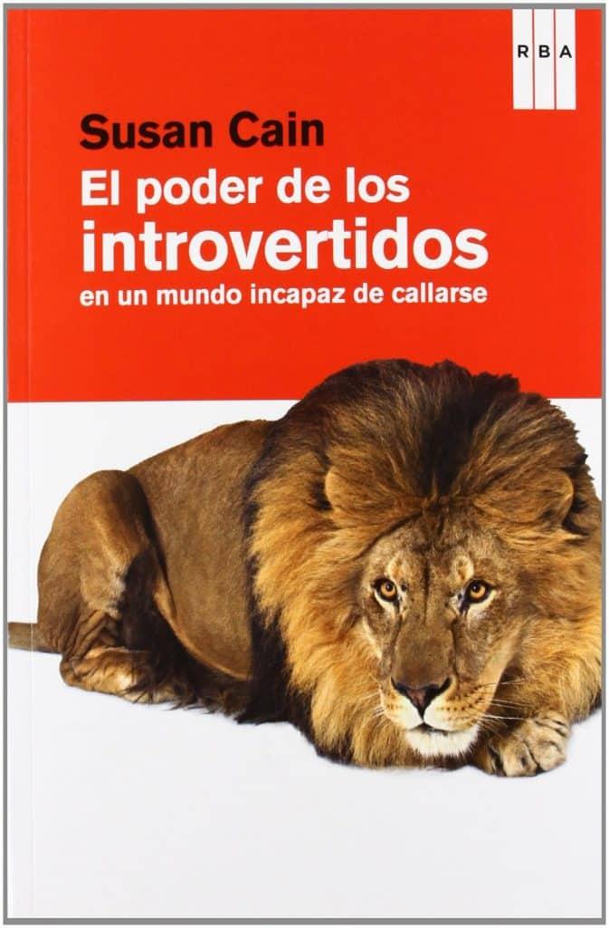 El poder de los introvertidos libro sobre la psicología de los introvertidos