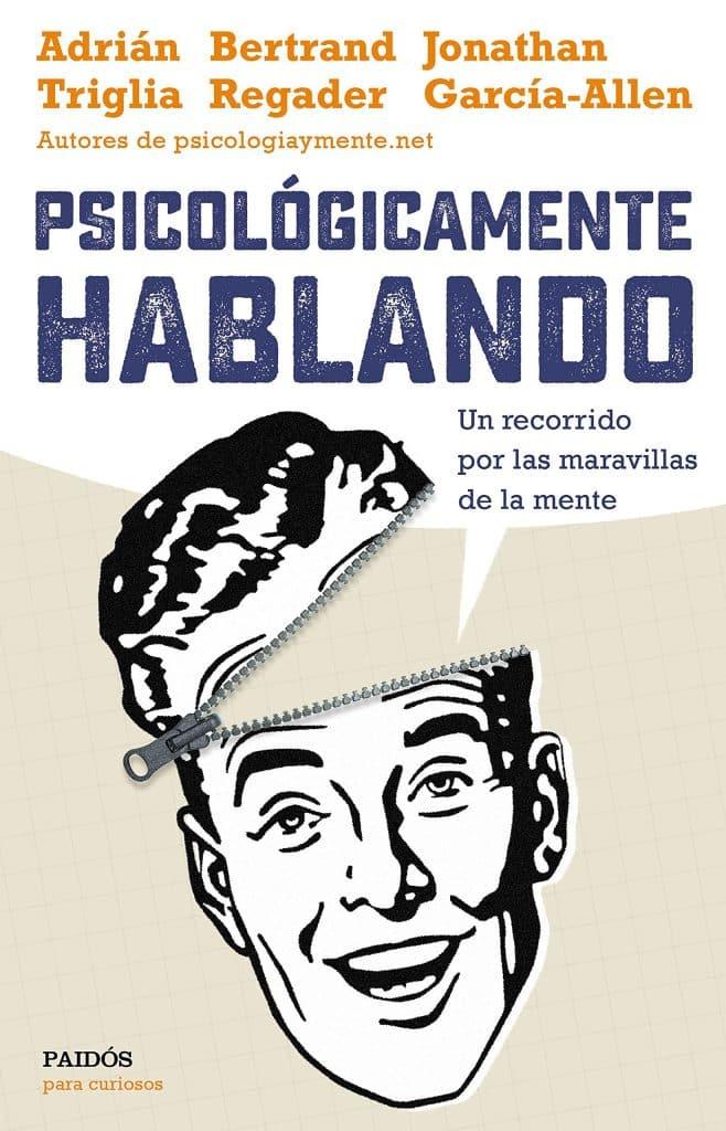 Libro psicológicamente hablando que introduce a la psicología