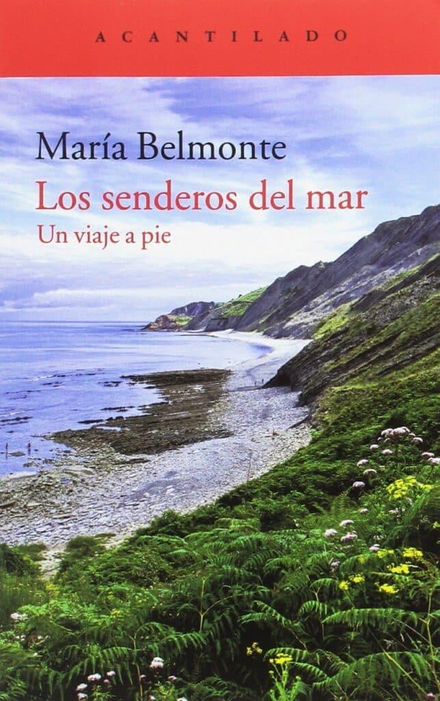 Libro los senderos del mar de maría belmonte