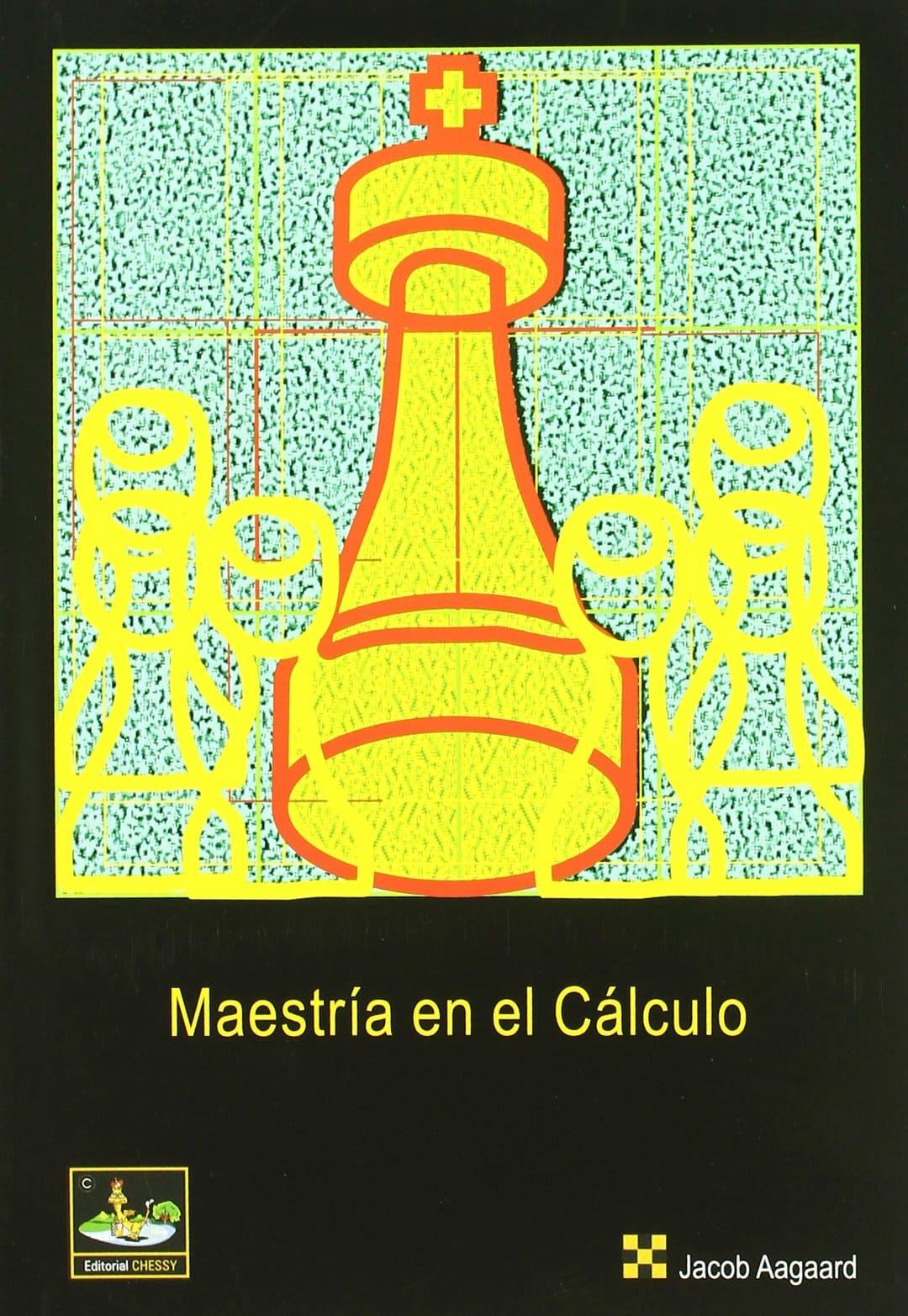 Portada del libro maestría en el cálculo