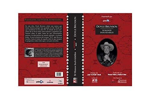 Libro de doyle brunson Mis 50 manos inolvidables
