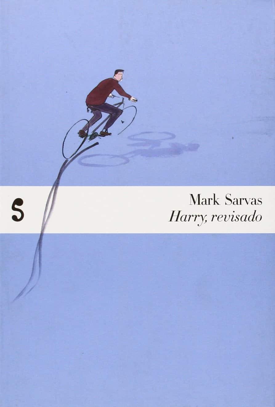 """Portada del libro """"harry, revisado"""" del autor mark servas"""