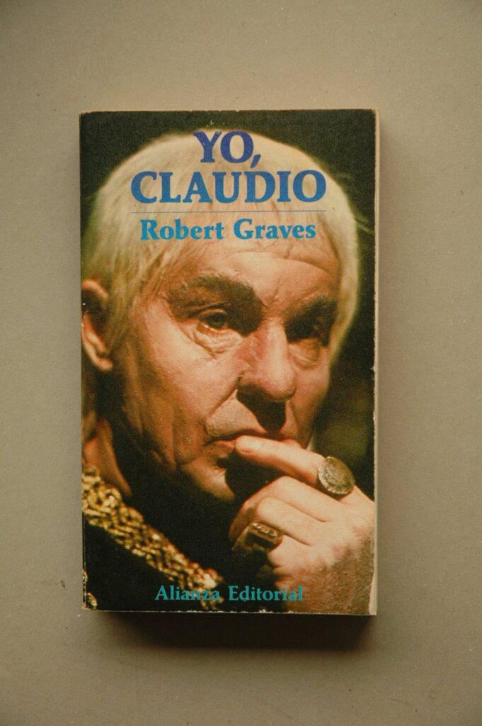 Libro del autor Robert Graves Yo, Claudio