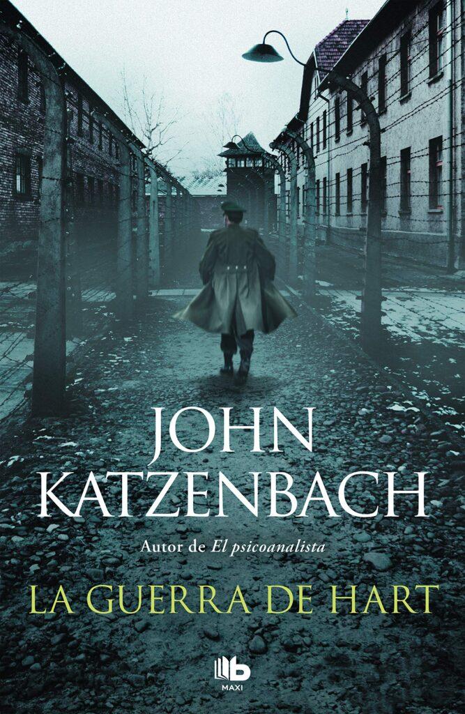 Libro del autor John Katzenbach La guerra de hart