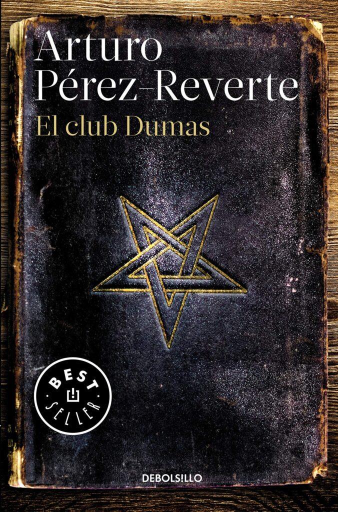 Portada del libro El club Dumas de Arturo Pérez-Reverte