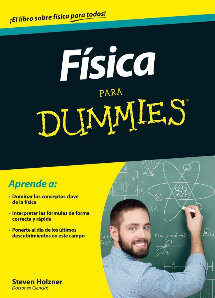 Portada del libro Física para dummies, del autor Holzner Steven.