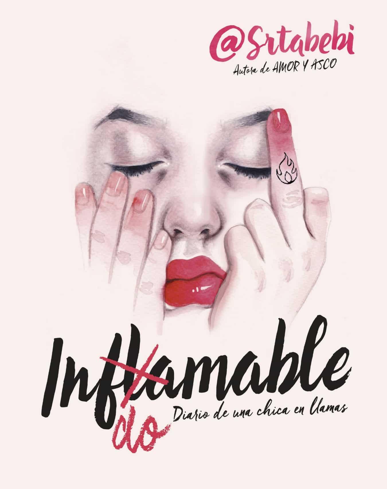 """Libro """"Indomable"""" de la autora Srta. Bebi."""