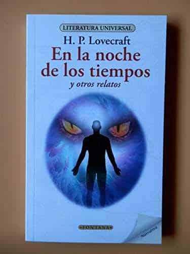 """Portada del libro """"En la noche de los tiempos""""."""