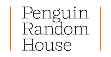 Logo de la editorial Penguin Random House.