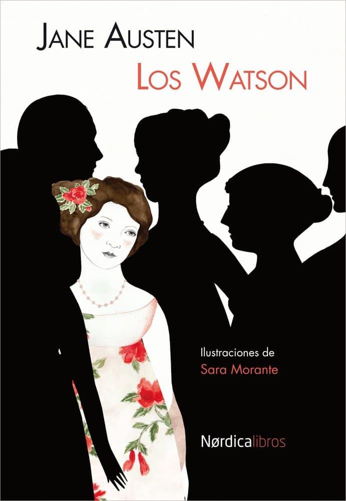 """Libro """"Los Watson"""" de Jane Austen."""