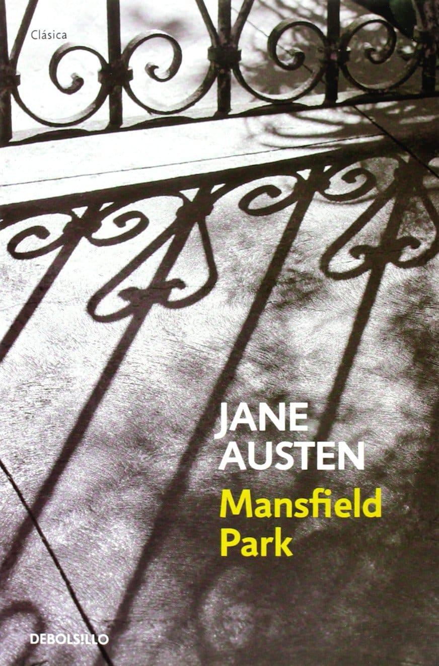 """Libro llamado """"Mansfield Park"""" de la autora británica Jane Austen."""