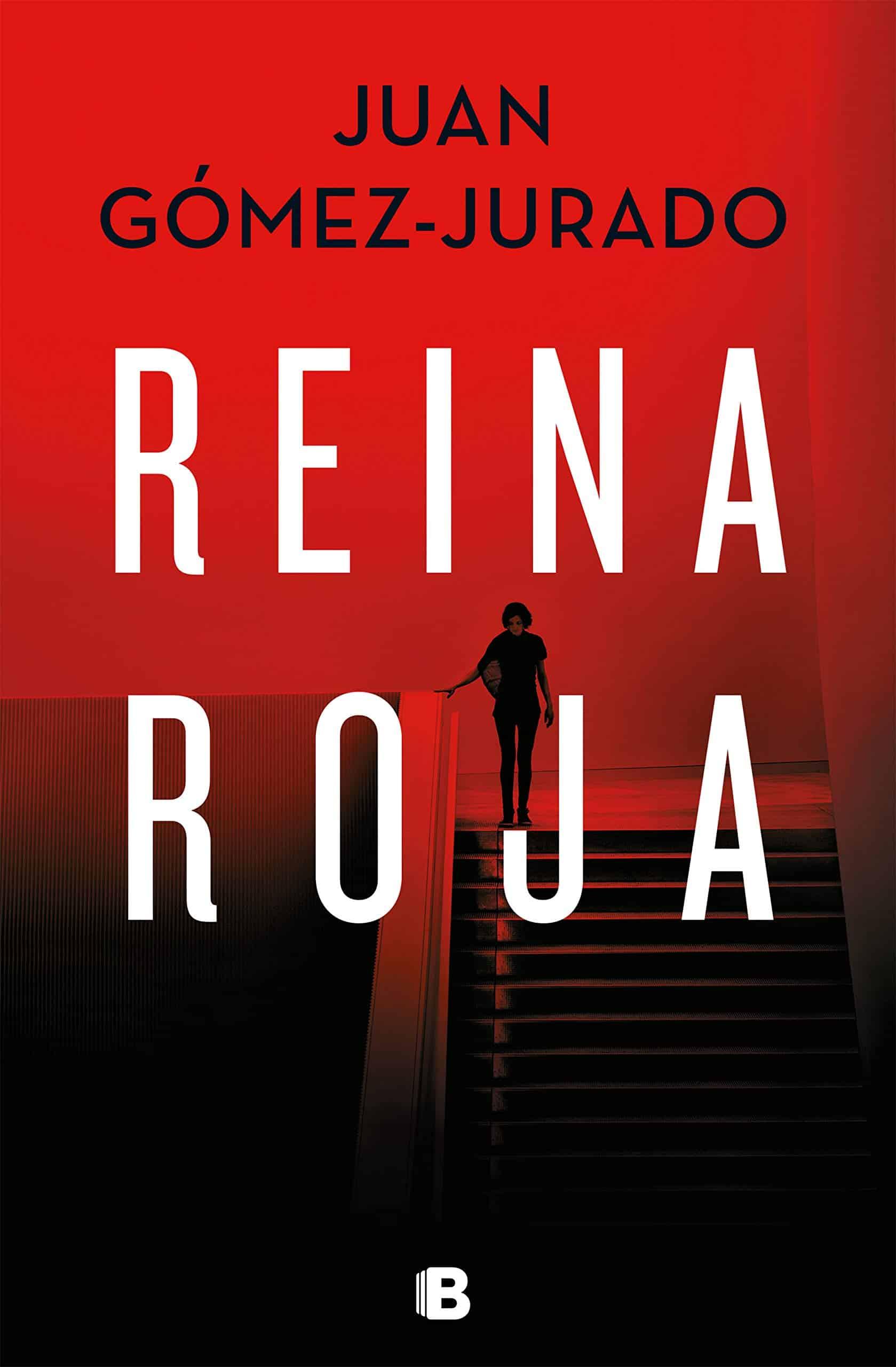 """Libro """"La Reina Roja"""" de Juan Gómez-Jurado"""""""